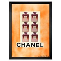 Fairchild Paris Chanel No. 5 Perfume NY Edition Ad Print Wall Art