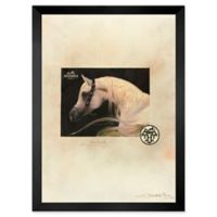 "Fairchild Paris Hermes Horse ""San Jacinto"" Print Wall Art"