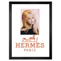 Fairchild Paris Rare Hermes Publication Print Wall Art