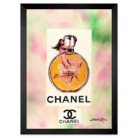 Fairchild Paris Chanel No. 5 Perfume Ad Print Wall Art