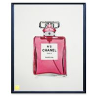 Fairchild Paris Chanel No. 5 Bottle Ad Print Wall Art