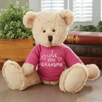 All My Love Personalized Teddy Bear