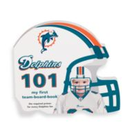 NFL Miami Dolphins 101 Children's Board Book