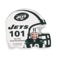 NFL New York Jets 101 Children's Board Book
