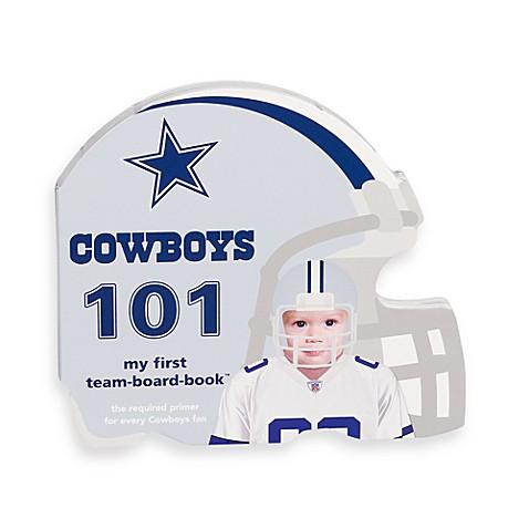 NFL Team 101 Children's Board Book
