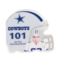 NFL Dallas Cowboys 101 Children's Board Book