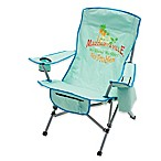 Margaritaville® Outdoor Camp Chair in Green/Blue