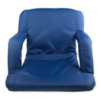 Portable Stadium Seater in Blue