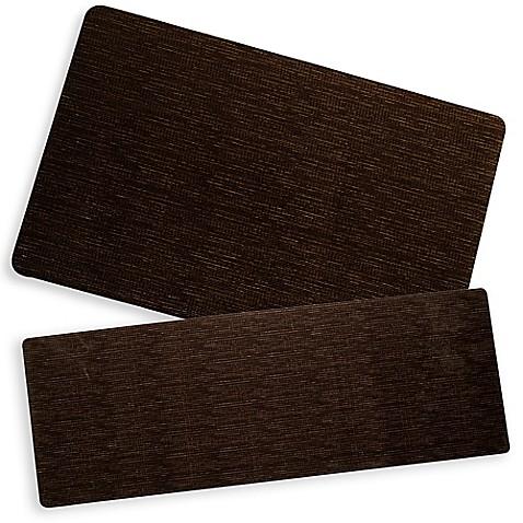 Bungalow Flooring Microfibres Kitchen Rug