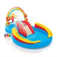 Rainbow Ring Play Center Pool