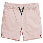 Sovereign Code™ Size 6-9M Twill Short in Light Pink