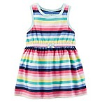 carter's® Size 3M Striped Jersey Knit Dress