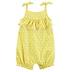 carter's® Newborn Lemon Romper