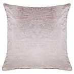 Make-Your-Own-Pillow Tink Velvet Square Throw Pillow Cover in Smokey Lavender