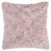 Make-Your-Own-Pillow Karen Square Throw Pillow Cover in Smokey Lavender