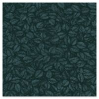 Wall Vision Amorina Leaf Wallpaper in Teal