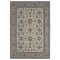 Balta Home 5'3 x 7'6 Elizabeth Area Rug in Cream