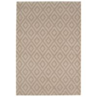Balta Home Longport 7'10 x 10' Area Rug in Tan/Cream