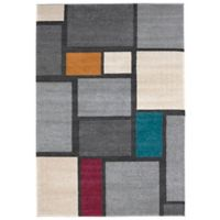 Balta Home 5'3 x 7'6 Clayton Rug in Grey