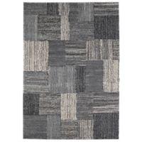 Balta Home Oradell 5'3 x 7'6 Area Rug in Grey/White