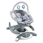 Fisher-Price® 4-in-1 Rock n' Glide™ Soother in Grey