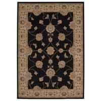 Balta Home Florence 7'10 x 10' Area Rug in Black