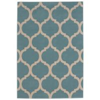 Balta Home Linden 7'10 x 10' Area Rug in Light Blue