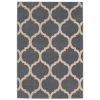 Balta Home Linden 5'3 x 7'6 Area Rug in Grey
