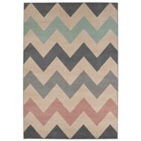 Balta Home Hillsdale 5'3 x 7'6 Area Rug in Pastel