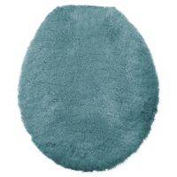 Wamsutta® Ultra Fine Reversible Toilet Lid Cover in Teal
