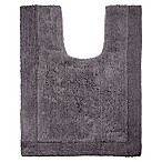 Wamsutta® Ultra Fine Reversible Contour Bath Rug in Charcoal