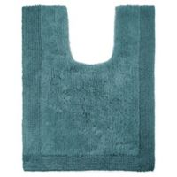 Wamsutta® Ultra Fine Reversible Contour Bath Rug in Teal