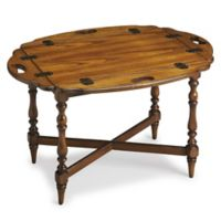 Butler Specialty Company Manchester Vintage Oak Table