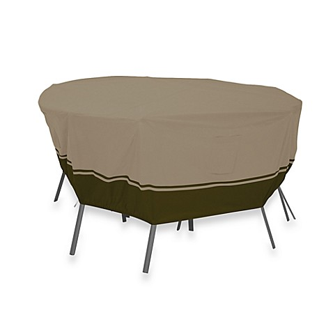 Classic Accessories 174 Villa Patio Table Amp Chair Round Cover