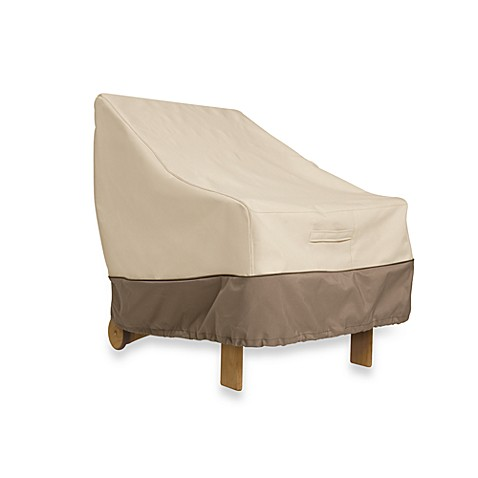 Classic Accessories Veranda High Back Chair Cover Bed Bath Beyond