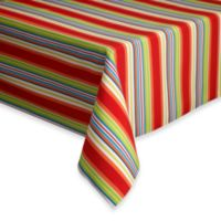 Mystic Stripe 60-Inch x 102-Inch Oblong Tablecloth