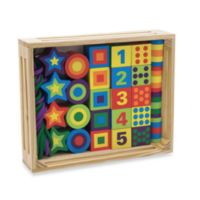 Melissa & Doug® Lacing Beads In A Box