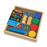 Melissa & Doug® Clay Play ShapeModel & Mold