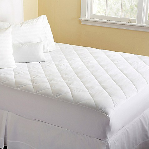 Buy Great Bay Home Cassidy Ultra Soft Queen Mattress Pad