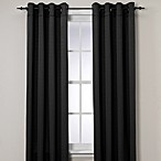 Insola™ Odyssey 84-Inch Insulating Window Curtain Panel in Black