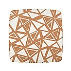 Core Kitchen™ Square Cork Trivet in Geo Snow