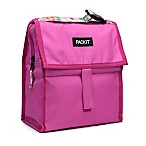 PackIt® Freezable Lunch Bag in Hot Pink