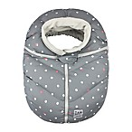7 A.M.® Enfant Car Seat Cocoon in Grey Polkadots