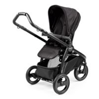 Peg Perego Book Scout Stroller in Onyx
