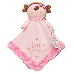 Baby Starters Snuggle Buddy® Doll with Pacifier Holder in Pink