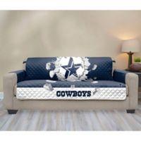 NFL Dallas Cowboys Explosion Sofa Cover