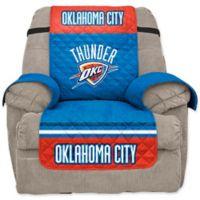 NBA Oklahoma City Thunder Recliner Protector