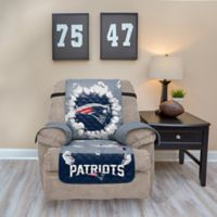 NFL New England Patriots Explosion Recliner Cover