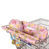 Leachco® Prop 'R Shopper® Body Fit Shopping Cart Cover in Pink Forest