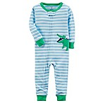 carter's® Size 12M Alligator Snug-Fit Pajama